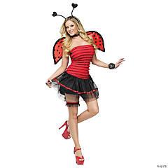Women's Ladybug Costume
