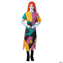Women's Plus Size Classic The Nightmare Before Christmas™ Sally Costume