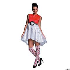 Women's Pokémon Pokéball Costume