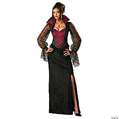 Women's Romantic Vampiress Costume