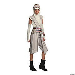 Women's Star Wars™ Rey Mask with Hood