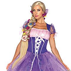 Women's Blonde Rapunzel Wig