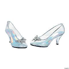 Women's Glass Slipper Shoe