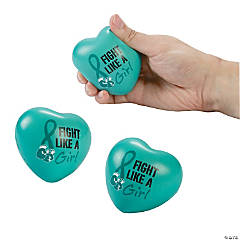 Women's Health Awareness Stress Toys