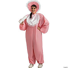 Womenu0027s Plus Size Baby Girl Costume - XXL  sc 1 st  Oriental Trading & Adult Plus Size Costumes 2018 | Oriental Trading Company