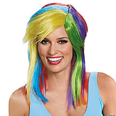 Women's Rainbow Dash Wig