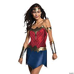 Women's Romper Wonder Woman Costume