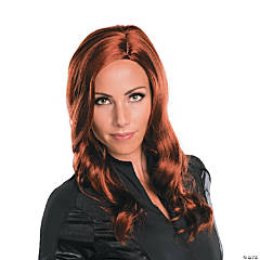 Women's Secret Wishes Black Widow Wig
