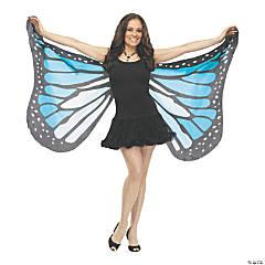 Women's Soft Butterfly Wings