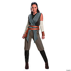 Women's Star Wars™ Episode VIII: The Last Jedi Rey Costume