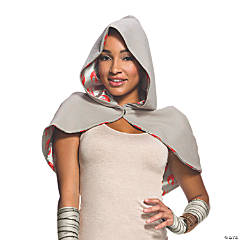 Women's Star Wars™ Rey Hooded Cape