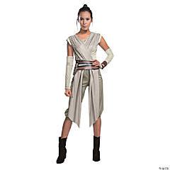 Women's Star Wars: The Force Awakens™ Deluxe Rey Costume