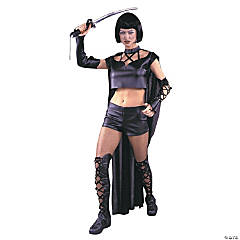 Women's Vampire Slayer Costume