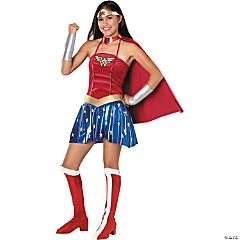 Wonder Woman Costume for Teen Girls