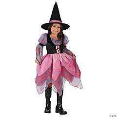 Wonderful Witch Child Large Costume