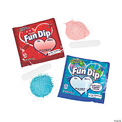 Wonka<sup>&#174;</sup> Lik-m-aid<sup>&#174;</sup> Fun Dip<sup>&#8482;</sup> Valentine Candy Card Kits
