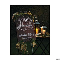 Woodland Adventure Wedding Theme