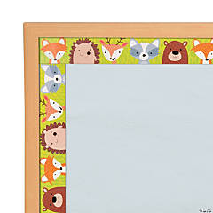 Woodland Friends Bulletin Board Border