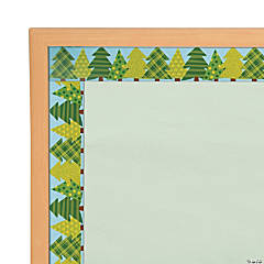 Woodland Tree Bulletin Board Borders