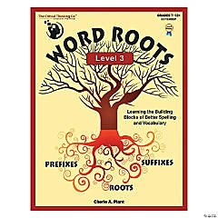Word Roots Level 3, Grades 7-12
