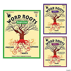 Word Roots: Set of 3