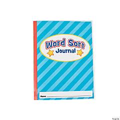 Word Sort Journals