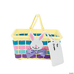 Woven Easter Basket Craft Kit