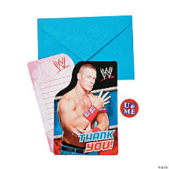 WWE™ Thank You Cards