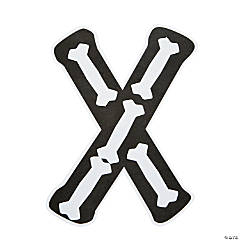 """X Is For X-Rays"" Letter X Craft Kit"