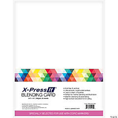 X-Press Blending Card