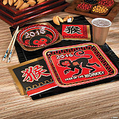 Year of the Monkey Chinese New Year Party Supplies