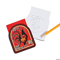 Year of the Rooster Notepads