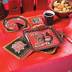 Year of the Rooster Party Supplies