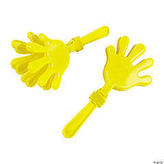 Yellow Hand Clappers