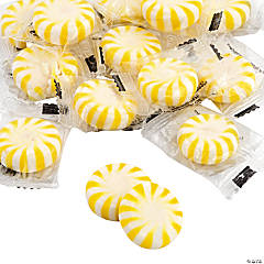 Yellow Hard Candy Discs