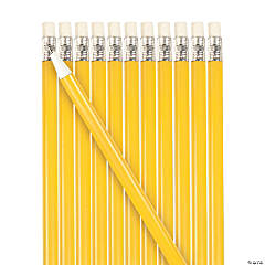 Yellow #2 Mechanical Pencils