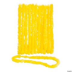 Yellow School Spirit Leis