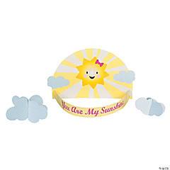 You Are My Sunshine Centerpiece