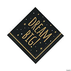 You Did It! Grad Party Luncheon Paper Napkins