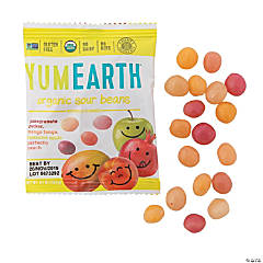 Yum Earth<sup>&#174;</sup> Organic Fruit Sour Beans