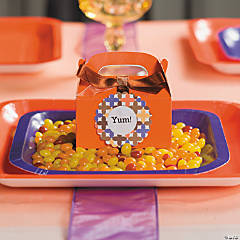 Yum! Treat Boxes Project Idea