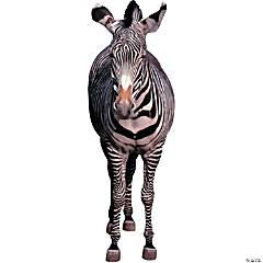 Zebra Cardboard Stand-Up