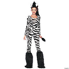 Zebra Costume For Women