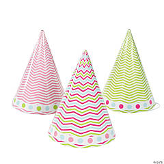 Zigzag Party Hat
