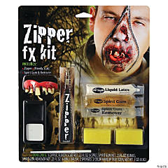 Zipper Zombie Character Makeup Kit