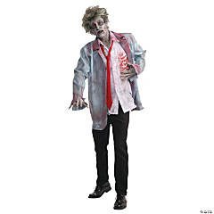 Zombie Adult Men's Costume