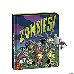 Zombie Black Page Diary