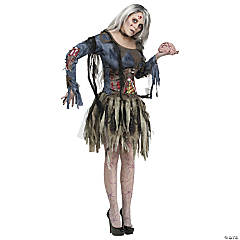 Zombie Costume for Women