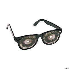 Zombie Eyes Glasses