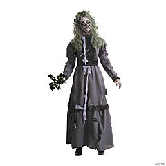 Zombie Lady Adult Women's Costume